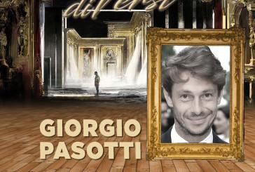 """""""Forza, il meglio è passato…"""" Giorgio Pasotti ai Giovedì Rossettiani 2018"""