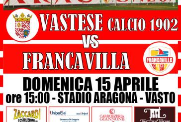 Vastese-Francavilla, biglietti acquistabili anche in prevendita