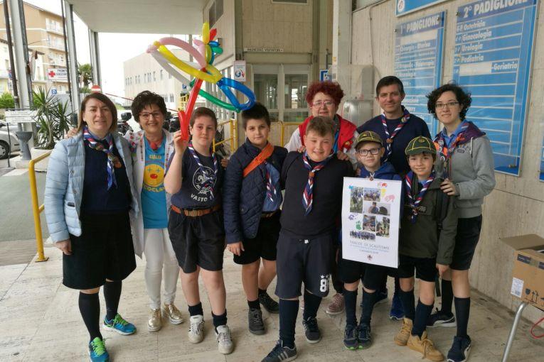 incontro in pediatria con gli scout (6)