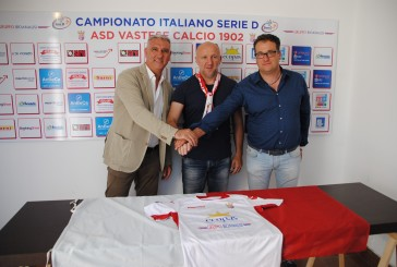 Ufficiale: Ottavio Palladini è il nuovo allenatore della Vastese