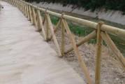 Terminati i lavori della pista ciclabile sul Torrente Buonanotte