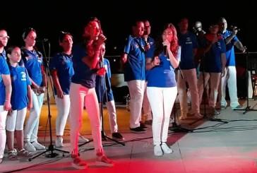 Un successo il concerto alle Tremiti della Corale Warm Up