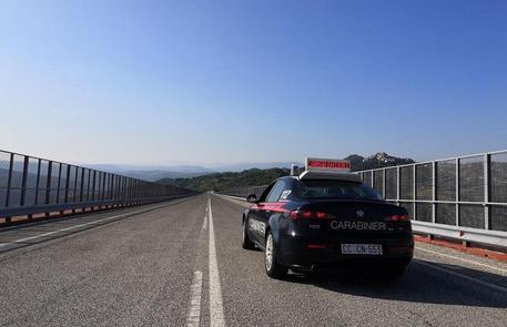 Isernia - viadotto Sente