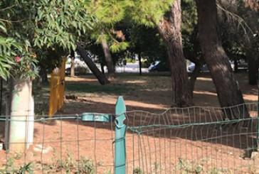 "I residenti di Via Perth: ""Spostate l'area dei cani"""