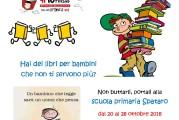 Bookcrossing e Flash book alla Scuola Spataro
