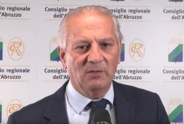 """Di Pangrazio: """"Lascio una Regione sana e con i conti in ordine"""""""