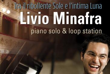 Sul palco del Teatro Rossetti il piano jazz di Livio Minafra