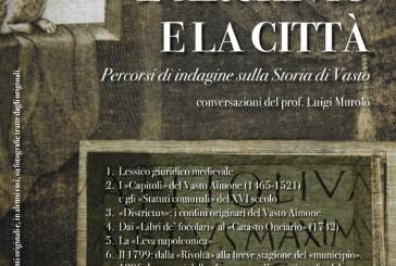 """""""L'archivio e la città"""", il quinto incontro con il prof. Luigi Murolo"""