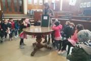 """""""Settimana della Cittadinanza"""", i bambini della Scuola Infanzia Paritaria """"Il mondo del bambino""""  in visita in Municipio"""