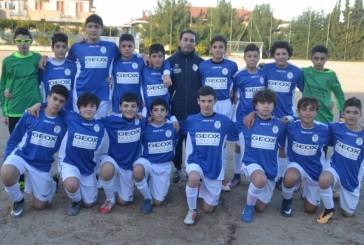 Bacigalupo Vasto Marina, bella vittoria dei Giovanissimi sperimentali Under 14