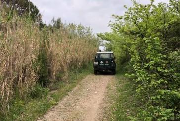 Servizi di vigilanza ambientale nella riserva di Punta Aderci da parte dei volontari della Protezione Civile