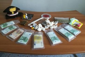 Droga nascosta in una casa di riposo, 2 gli arresti