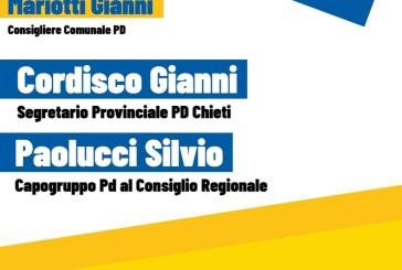 Elezioni Europee, il PD San Salvo incontra la città