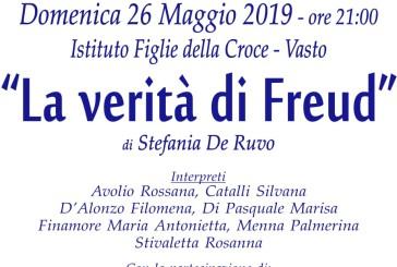 """All'Istituto Figlie delle Croce la commedia """"La verità di Freud"""""""