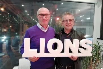 Antonio Cocozzella presidente del Lions Club San Salvo