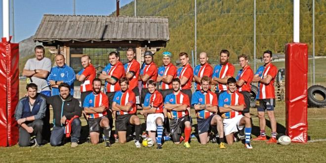 I Mastini azzannano il Rugby Livigno