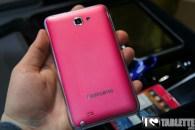 Samsung Galaxy Note Rose : une nouvelle couleur pour le Galaxy Note 2