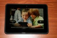 Test tablette Amazon Kindle Fire HD 3