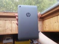 Test de la tablette HP Slate 7 6