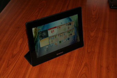 Test tablette Lenovo IdeaTab S6000 6