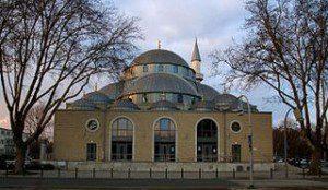 grande moschea bruxelles belgio