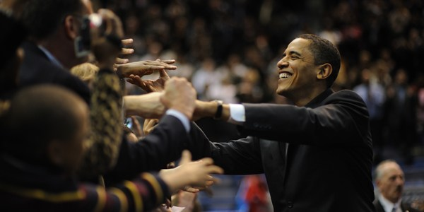 By the people - The election of Barack Obama