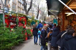 Spanish Xmas Market