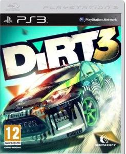 La Ford Fiesta 2011 WRC protagonista della copertina di DiRT 3