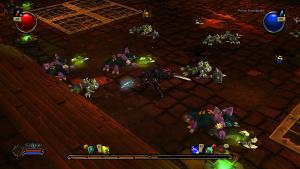 Il porting di Torchlight su Xbox 360 è stata una sfida