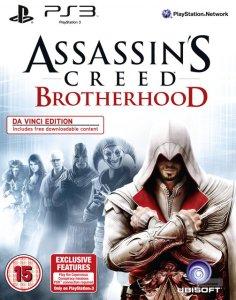 Annunciato per il 24 marzo Assassin's Creed Brotherood: Da Vinci Edition