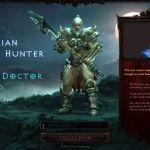 Diablo III, nuove immagini trapelate dalla Beta chiusa, menu, loading e personaggi