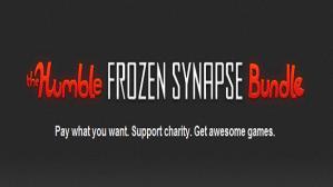 Humble Frozen Synapse Bundle, in più di 100.000 hanno già aderito