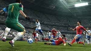 PES 2012, una patch per i portieri al day-one