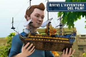 Le Avventure di Tintin: Il segreto dell'Unicorno approdano su AppStore