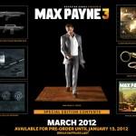 Max Payne 3, Rockstar Games annuncia la Special Edition