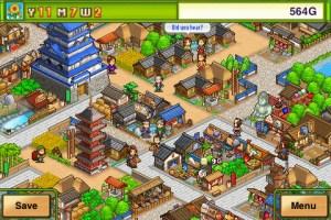 Oh! Edo Towns, il simulatore di città nipponica è disponibile su AppStore