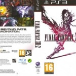 Final Fantasy XIII-2, ecco le copertine europee su PlayStation 3 ed Xbox 360