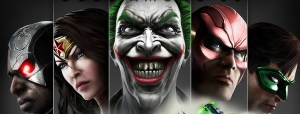Injustice: Gods Among Us, annunciato il Season Pass