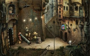 Machinarium, l'approdo su PlayStation Vita ha una data europea