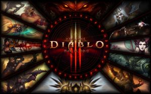 Diablo III compie un anno, Blizzard festeggia con un bonus per i magic find ed esperienza