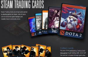 Valve lancia Steam Trading Card e premia gli utenti