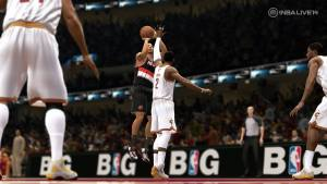 NBA Live 14, data d'uscita americana e primo screenshot