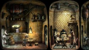 Machinarium, disponibile su AppStore anche per iPhone