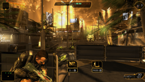 Deus Ex: The Fall arriva su Steam il mese prossimo