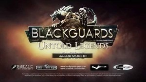 Blackguards, il teaser trailer del dlc Untold Legends