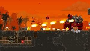 Broforce è su Steam in Early Access per Windows e Mac; Requisiti di sistema