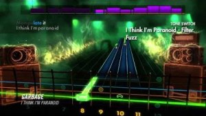 Rocksmith 2014 Edition, un trailer per il dlc dei Garbage