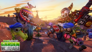 Plants vs. Zombies: Garden Warfare, a settembre sulle console PlayStation