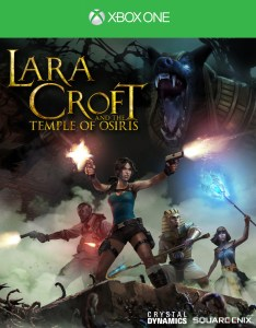 E3 2014, Crystal Dynamics annuncia Lara Croft and the Temple of Osiris
