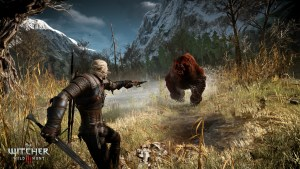 The Witcher 3: Wild Hunt, combattimenti più ardui di quanto visto all'E3